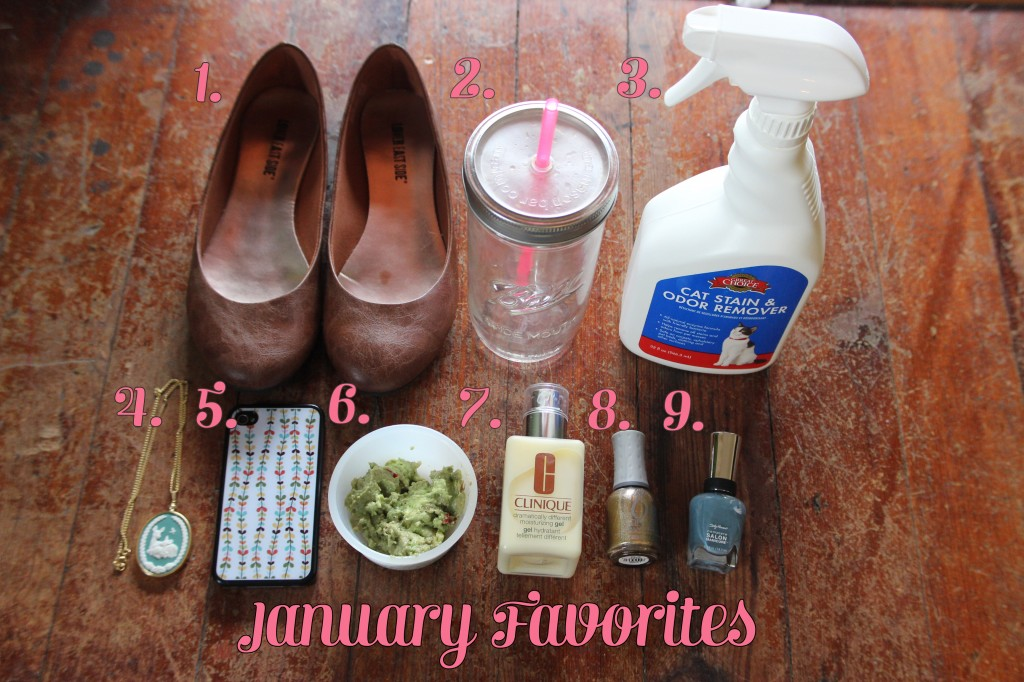 jan faves