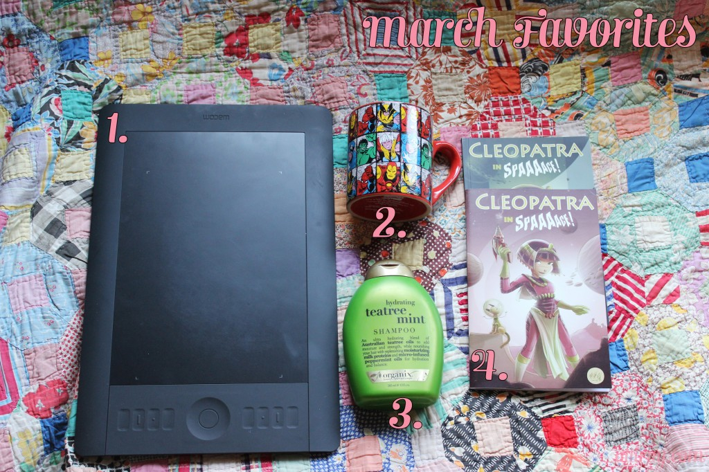 march faves1