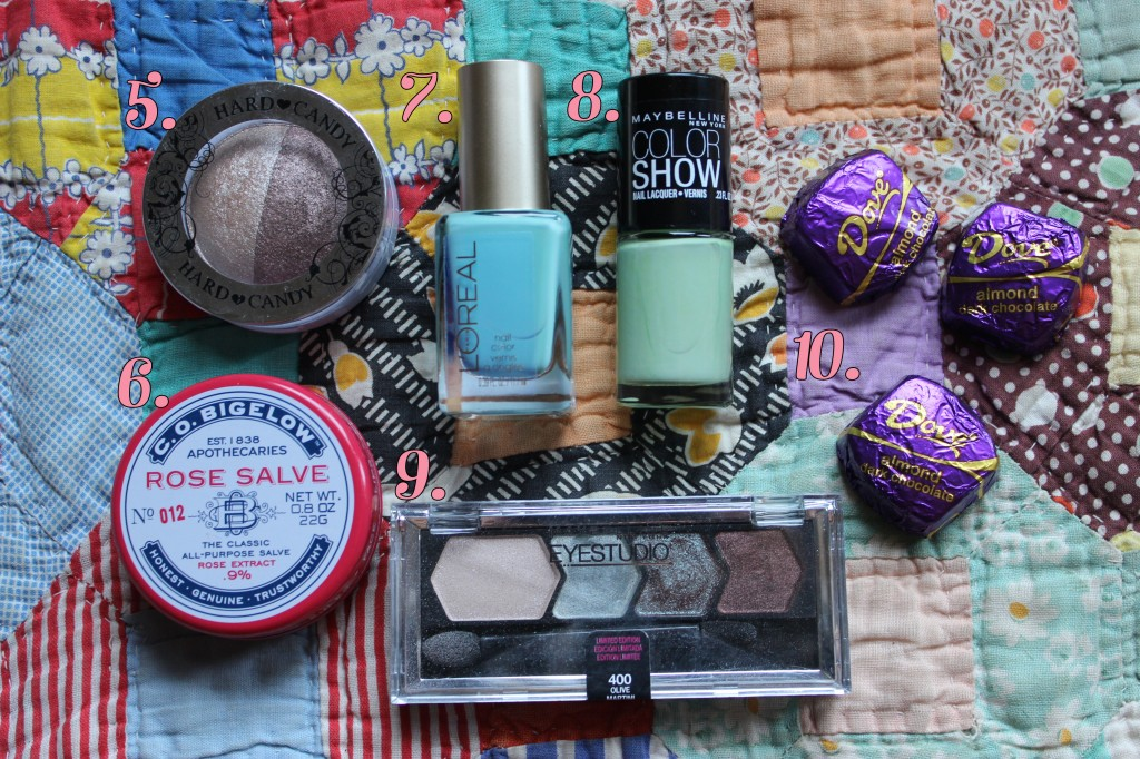 march faves2