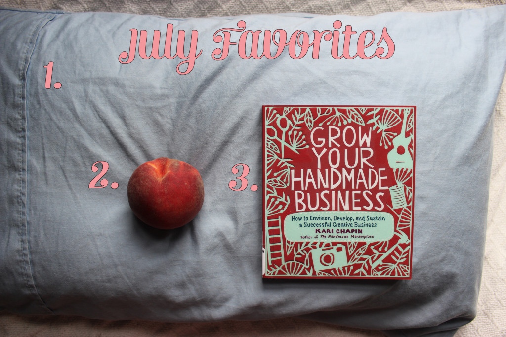 july faves 1