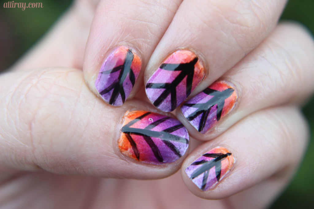 Halloween Nail Inspiration | alliray.com