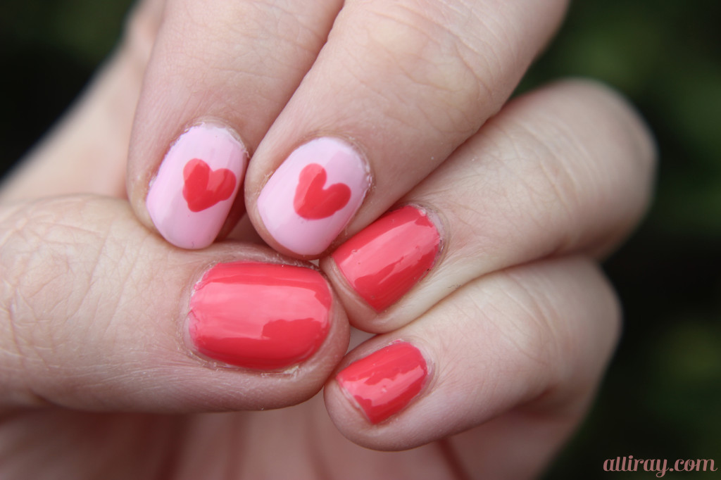val day nails