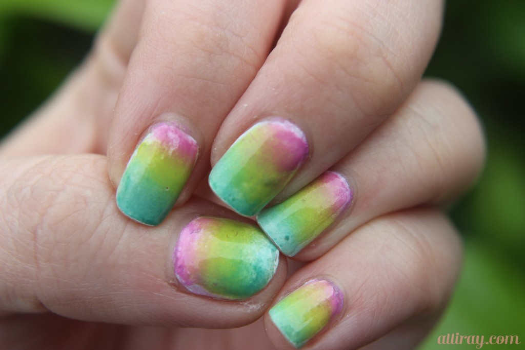 fruit loop nails